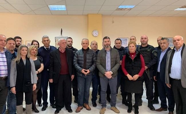 30Αστυνομικοί στον Δήμο Δέλτα