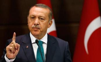 Απίστευτη δήλωση Ερντογαν