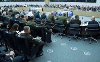 Αποχώρηση από συνέλευση του ΝΑΤΟ
