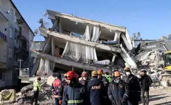 Νέος σεισμός στην Τουρκία