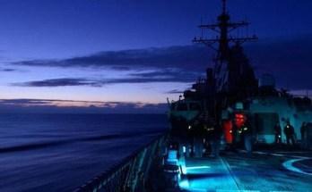 Σε επιφυλακή το πολεμικό ναυτικό