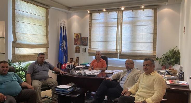 Συνάντηση για τα διόδια στον δήμο Δέλτα