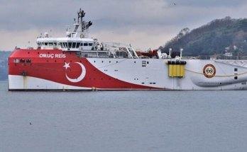 Εκτόνωση παρατηρείται τις τελευταίες ώρες στην Αν.Μεσόγειο καθώς το Oruc Reis κατέπλευσε στον κόλπο της Αττάλειας.