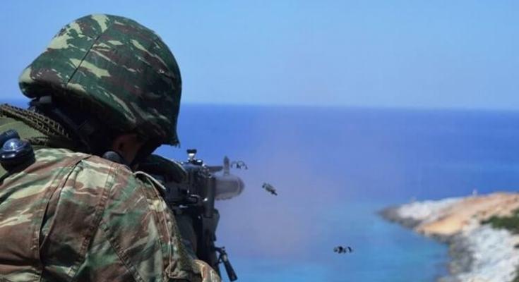 Αποστρατικοποίηση των νησιών ζητά η Τουρκία