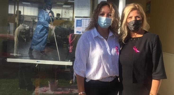 Δήμος Δέλτα δράσεις για τον καρκίνο μαστου
