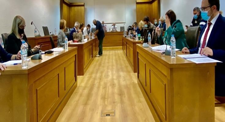 Συγκίνηση στο Δημοτικό Συμβούλιο Δήμου Δέλτα