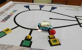 1ο Γυμνάσιο Χαλάστρας -Διαγωνισμός ρομποτικής