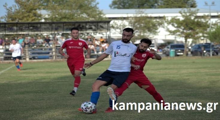 Καμπανιακός-Ευκαρπία 3-0