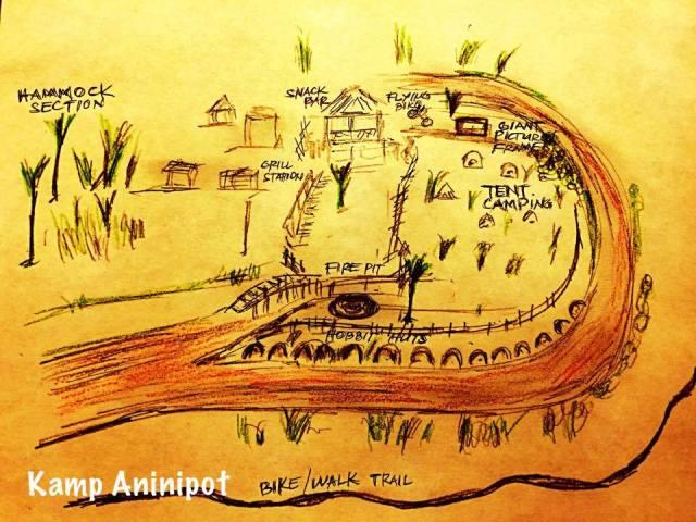 Map Kamp Aninipot