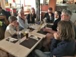 Eten en drinken in Gaststätte Haus Am See