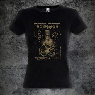 Kampfar - Ophidian (Girlie Shirt) | Kampfar Webshop Webstore Onlineshop