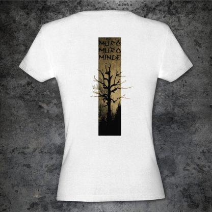 Kampfar - Muro Muro Minde (Girlie Shirt Back) | Official Kampfar Merchandise Webshop Webstore Onlineshop