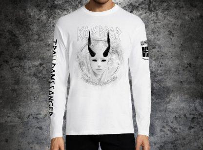 Kampfar - Trolldomssanger (Longsleeve Shirt man) | Official Kampfar Merchandise Webshop Webstore Onlineshop