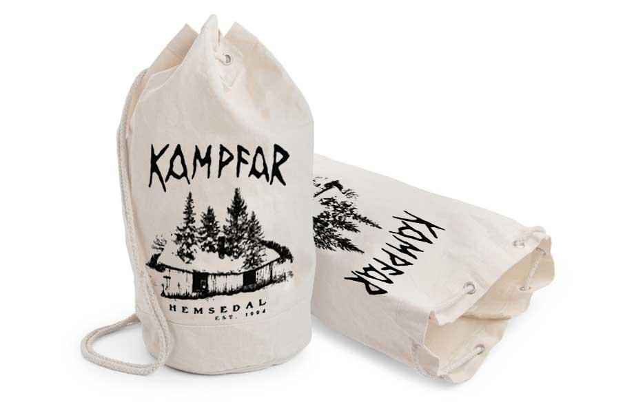 Kampfar - Hemsedal Seesack | Official Kampfar Merchandise Webshop Webstore Onlineshop