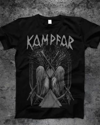 Kampfar-Djevelmakt_T-Shirt