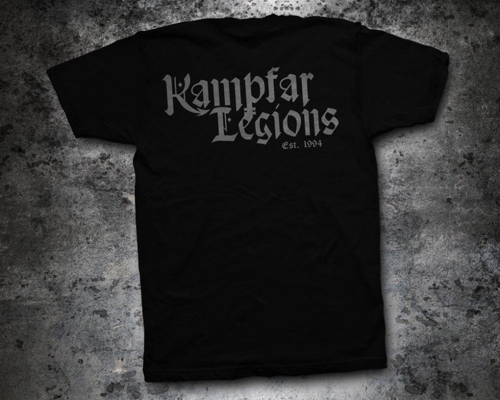 Kampfar-Serpent-T-Shirt