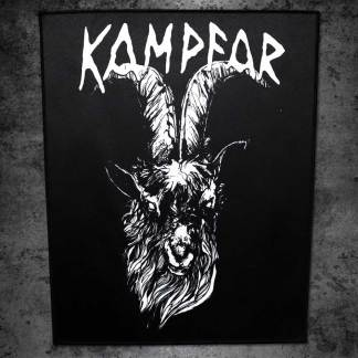 Kampfar-Goat-Backpatch