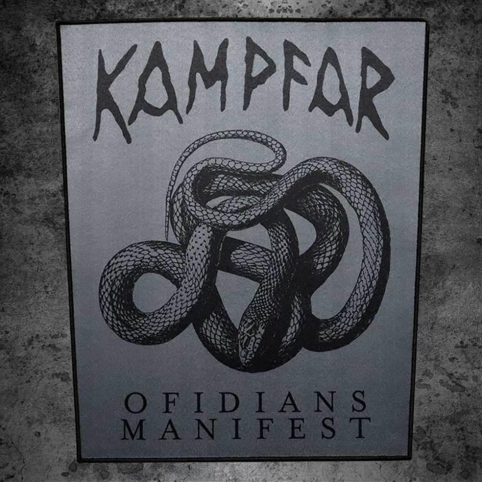 Kampfar_Ofidians-Backpatch