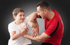 Kindertraining Kampfsport, Selbstverteidigung für Kinder, Wing Tzun Fitness Akademie, Ludwigshafen am Rhein, Sifu Sergej, Sije Eva