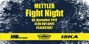 Mettler Fight Night XXIII