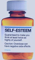 overdose self esteem