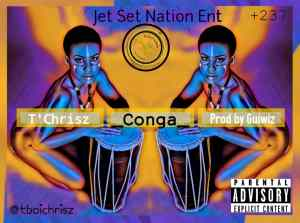 """Listen to """"Conga"""" by T'Chrisz. Jet Set Nation Ent."""
