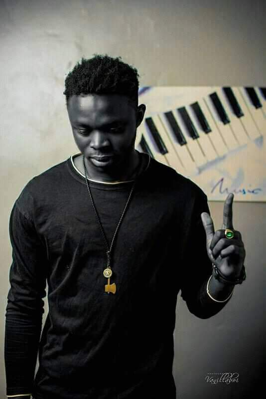 "Young Holiday makes a Million francs and counting from online sales of his Album ""EMMANUEL""."