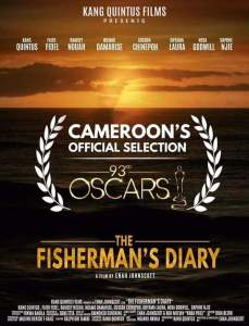 "Cameroonian Movie ""The Fisherman's Diary"" Makes It To The Oscars 2021"