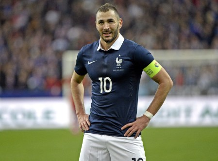 Benzema makes return to France National team after 6 years