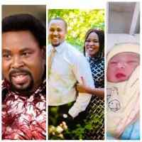 TB Joshua's daughter gives birth to a baby boy on TB Joshua birthday June 12th