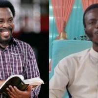 Upcoming Pastor Declares Himself TB Joshua's Successor