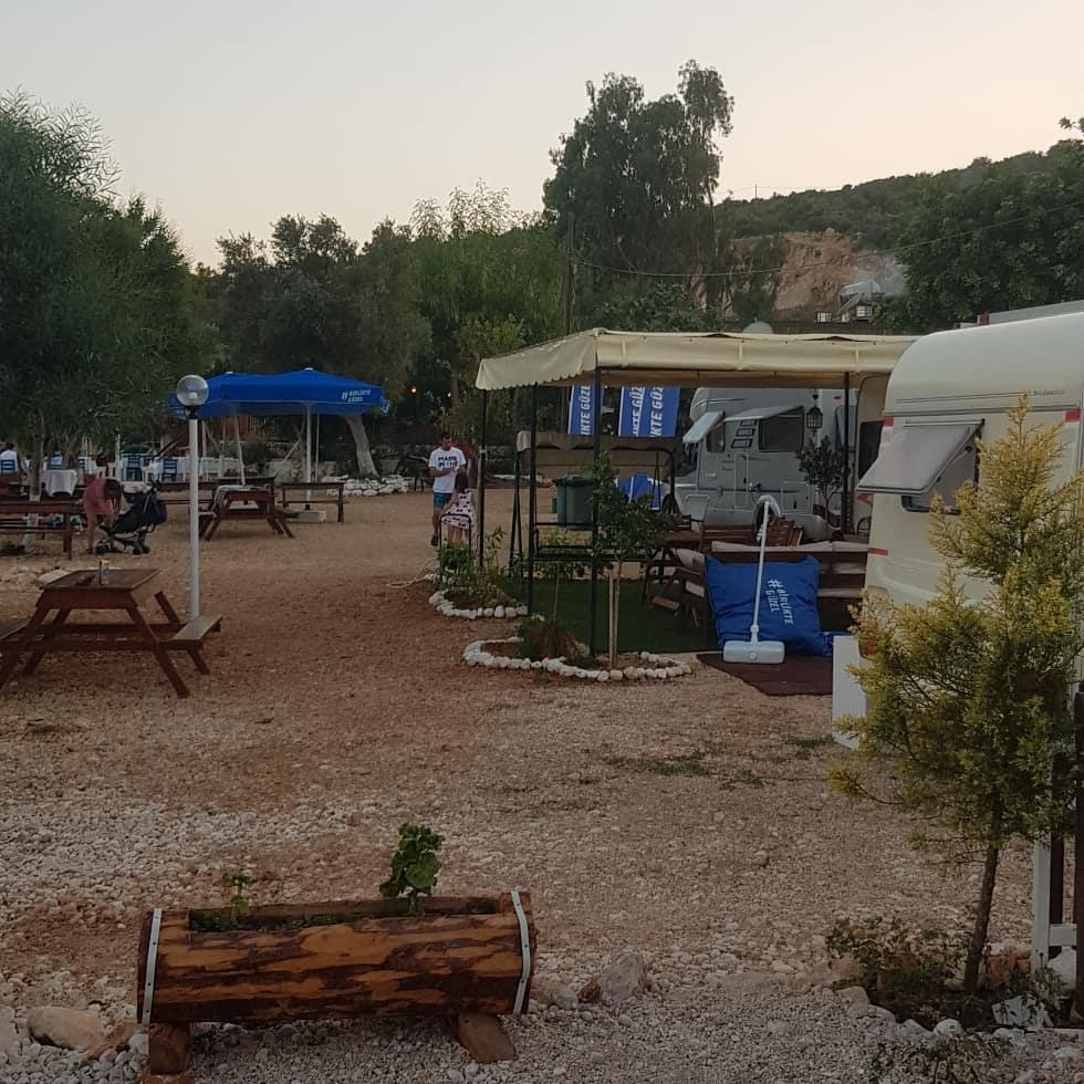 Akçakıl Camping