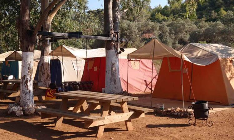 Azmakbaşı Camping