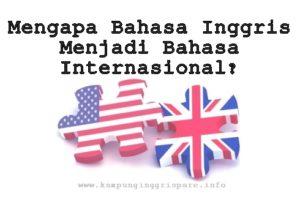 bahasa inggris bahasa internasional