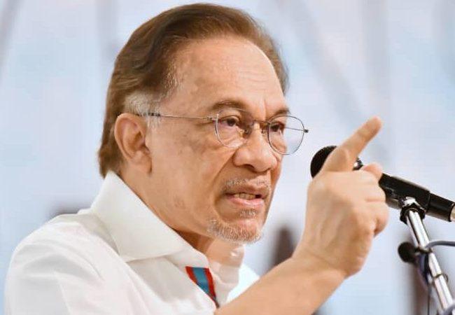 Anwar setuju letak jawatan Ketua Pembangkang jika gagal jatuhkan PN?