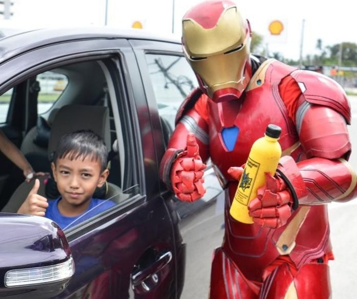 Lagak 'super hero' untuk tambah pendapatan di musim Covid-19