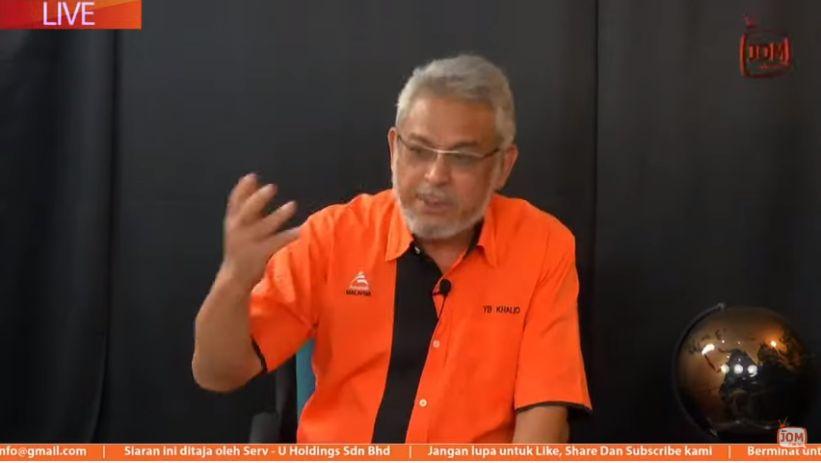 8 MP AMANAH berpegang dengan keputusan Majlis Presiden, kata Khalid