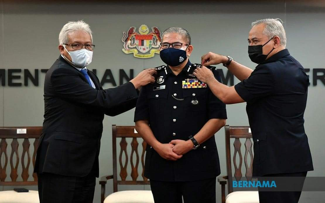 Mazlan Lazim dilantik sebagai Timbalan Ketua Pons Negara
