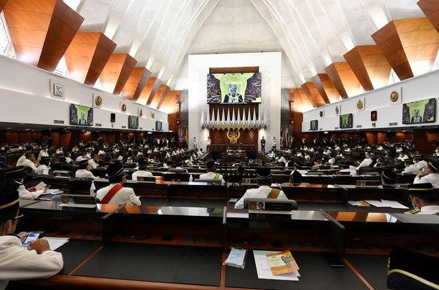 Parlimen ketika pandemik…
