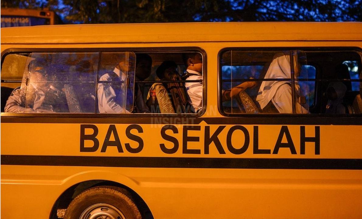 Pengusaha bas sekolah rayu moratorium pinjaman kenderaan