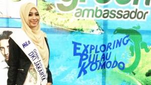 Ayu Wulansari, dari Yune Bojonegoro sampai menjadi Hilo Green Ambassador
