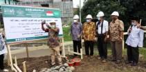Peletakan Batu Pertama Pembangunan Masjid Yayasan Pambudhi Luhur