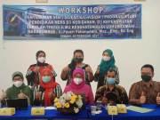 Foto: Workshop Penyusunan Visi Ilmiah Prodi STIKES