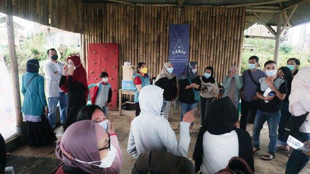 Seminar dan Pelatihan Manajemen Disaster STIKES Budi Luhur