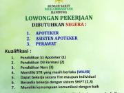 Lowongan RS Muhammadiyah Bandung