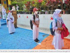 Kota Cimahi Siap Gelar PTM