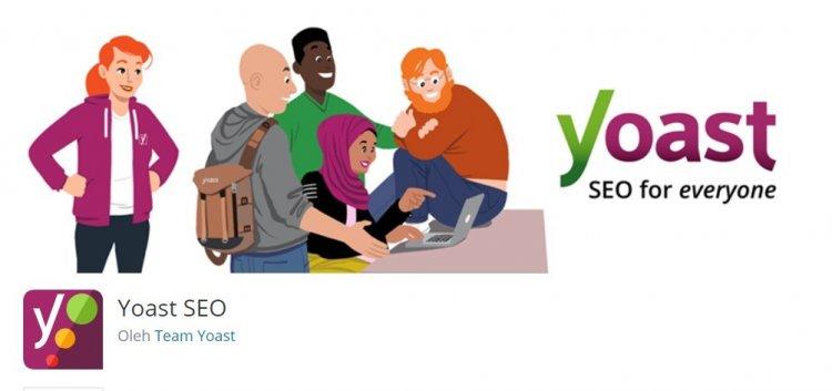 Plugin SEO Terbaik WordPress - Yoast SEO