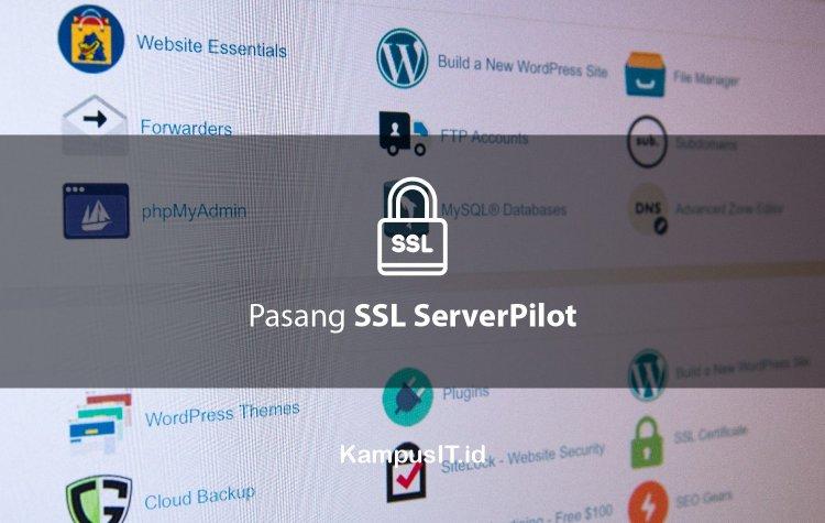 Cara Install SSL secara Manual di Nginx Serverpilot