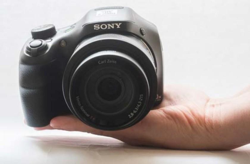 Kamera Traveling Sony Cybershot DSC-HX350