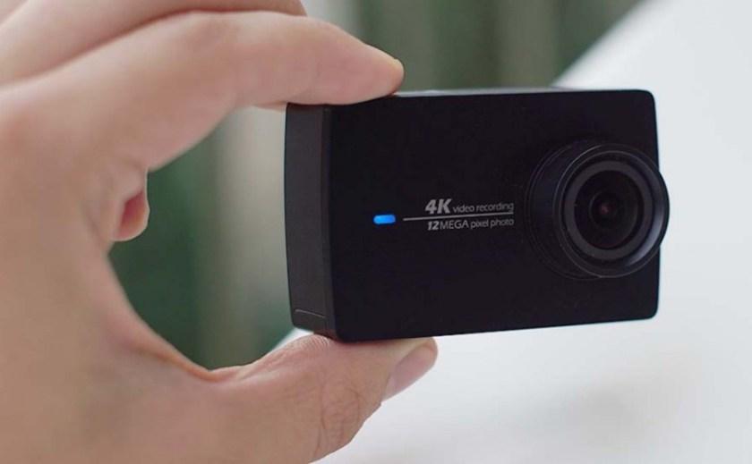 Kamera Youtuber Petualang Xiaomi Yi 2 Xiaoyi 4K Sport Camera